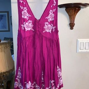 Free People dress / Cover up